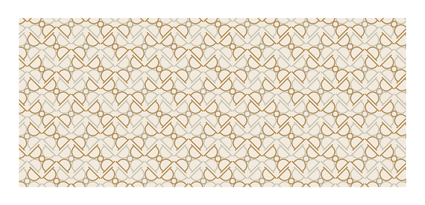 Pattern based on the logo, for corporate use.