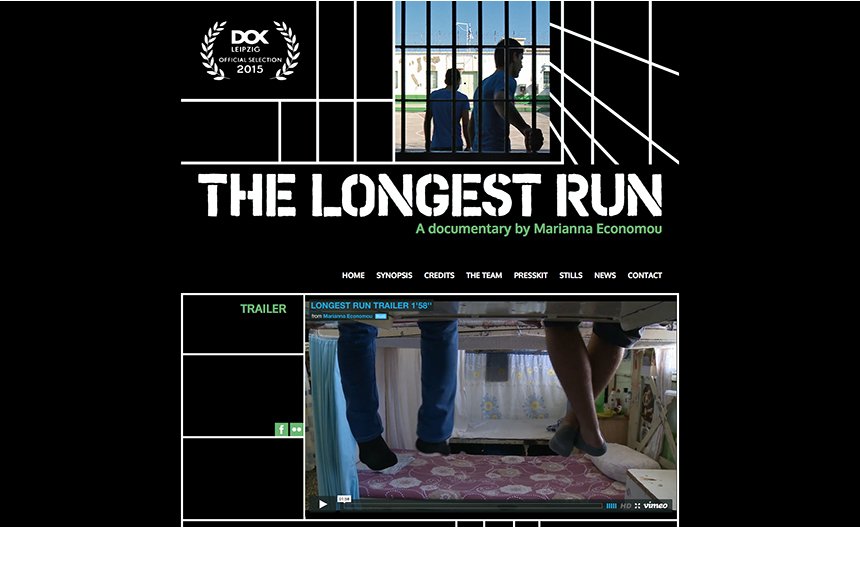 The film's website: thelongestrun.eu